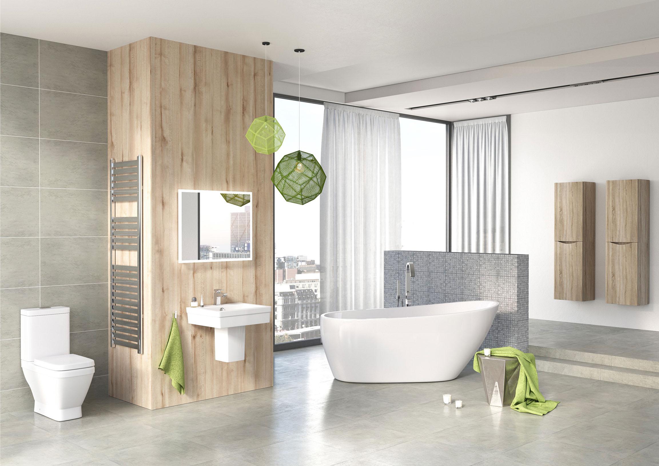 Waterworks Bathrooms - Just Add Water!